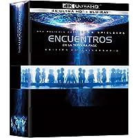 Encuentros En La Tercera Fase (4K UHD + BD + BD Extras) - Edición Limitada 40 Aniversario