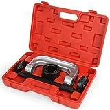 Timbertech®Adapter-Set Kugelgelenkabzieher,7-teilig, Stahl,Inklusive Koffer