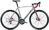 Focus Mares AL Tiagra Cyclocross Bike 2017 (Silber, 56cm)