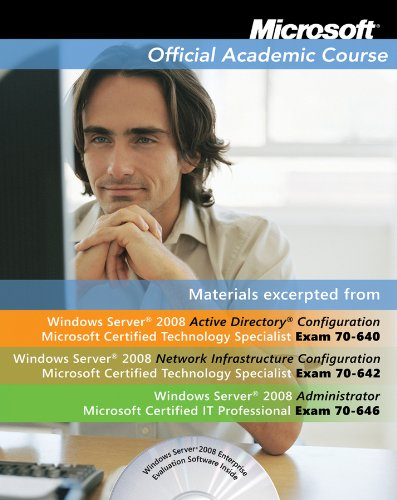 Microsoft Official Academic Course (Microsoft Official Academic Course Series) por Microsoft Official Academic Course