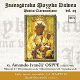 Osppe:Musica Claromontana Vol. [Import USA]
