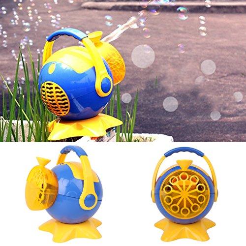 Blasen-Maschinen-Gebläse-Hersteller-Kinderkinder-Krake-Form-Partei-Spielzeug ()