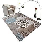 Gtt Moderne minimalistische Wohnzimmer Teppich Sofa Couchtisch Matte Schlafzimmer Nachttischteppich (Size : 160 * 230cm)