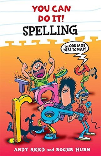 Spelling (You Can Do It) by Andy Seed (2011-06-02)