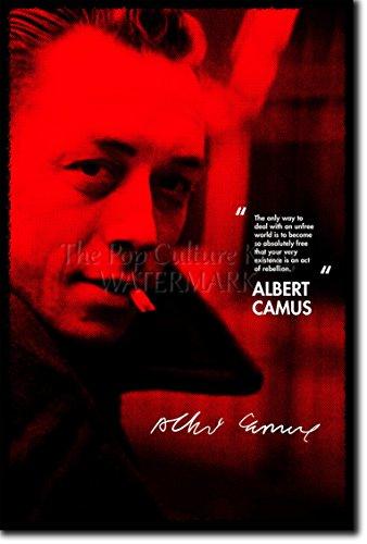 albert-camus-poster-photo-avec-reproduction-dautographe-signe-oeuvre-imprimee-unique-cadeau-30x20-cm