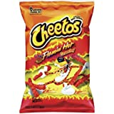 Frito-Lay Cheetos Chips Crunchy Flamin' Hot 226 g -