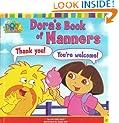 Dora's Book of Manners (Dora the Explorer 8x8 (Quality))