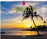 Hawaii 2016: Original Stürtz-Kalender - Großformat-Kalender 60 x 48 cm [Spiralbindung] -