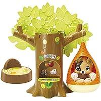 ColorBaby - Zoopy Baby Perrito y casa de árbol, color marrón claro ...