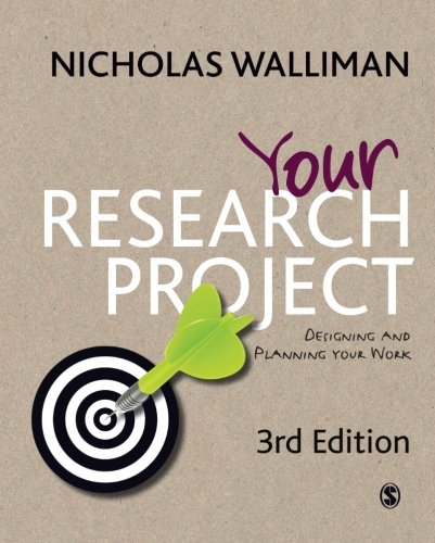 Your Research Project Cover Image