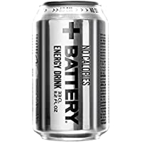 Battery No Cal Original Energy Drink Cans, 330 ml, Pack... preiswert