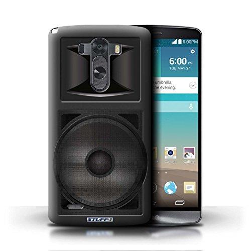 Kobalt® Imprimé Etui / Coque pour LG G3/D850/D855 / Amplificateur conception / Série Haut-Parleur dessin Moniteur Studio