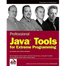 Professional Java Tools for Extreme Programming: Ant, XDoclet, JUnit, Cactus, and Maven by Richard Hightower (2004-04-23)