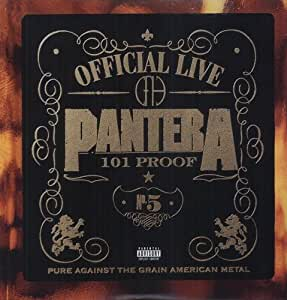 Official Live:101 Proof