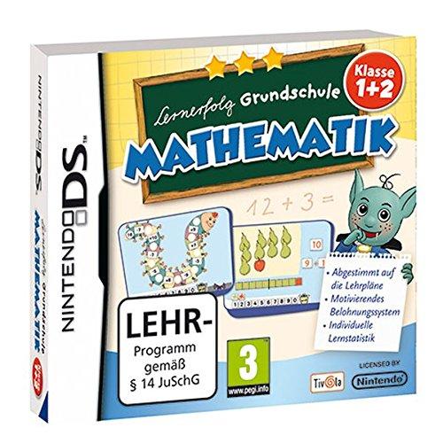 Lernerfolg Grundschule Mathematik Klasse 1+2 - [Nintendo DS]