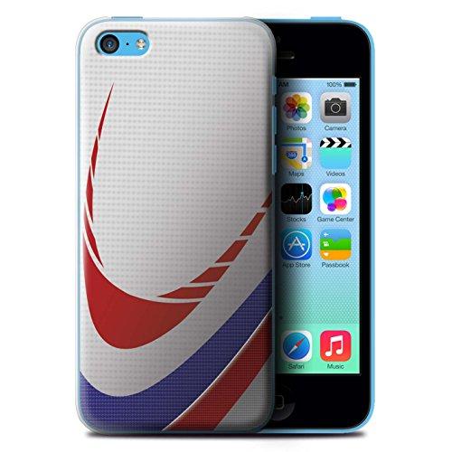 Coque de Stuff4 / Coque pour Apple iPhone 5C / Basket-ball Design / Balle Sportif Collection Rugby