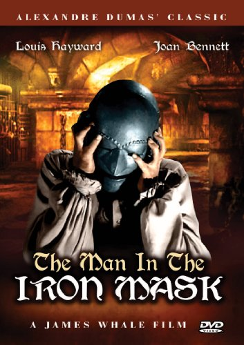 Image of Man in the Iron Mask [DVD] [1939] [Region 1] [US Import] [NTSC]