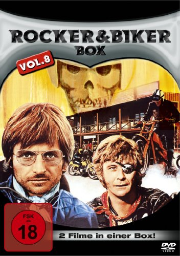 Rocker & Biker Box Vol. 8 *2 Filme!*
