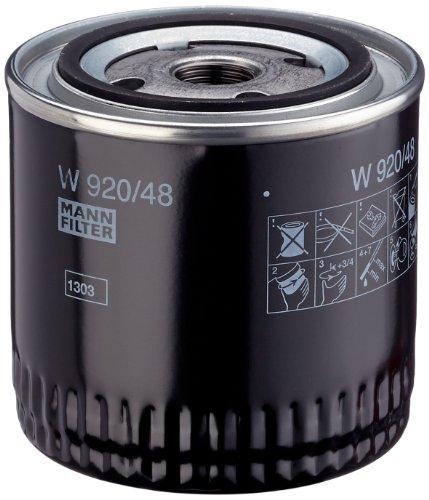 Mann Filter W92048 Ölfilter
