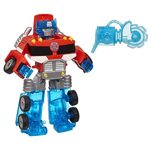 Playskool Heroes Transformers Rescue Bots Energise Optimus Prime Figure