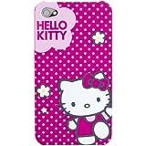 Hello Kitty étui rigide pour iPhone 4/4S Fuchsia