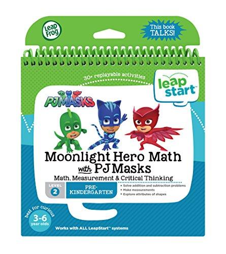 "LeapFrog 480103 ""Interactive Learning System Level 2 PJ Masks"" Toy"