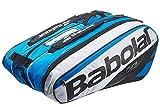 Babolat Rh X 12 Pure, Borsa per Racchette Unisex – Adulto, Blu, Taglia Unica