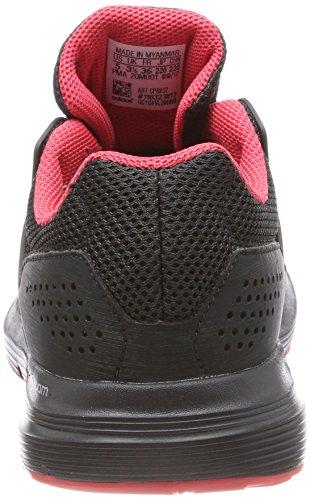 adidas Damen Galaxy 4 Laufschuhe Schwarz (Core Black/carbon/real Coral 0)