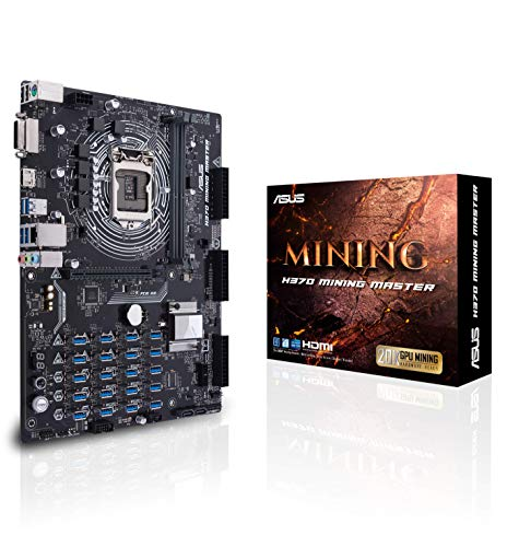 ASUS H370 Mining Master LGA 1151 Zócalo H4 Intel®