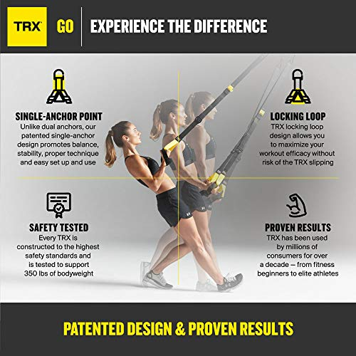 Zoom IMG-2 trx go suspension trainer kit