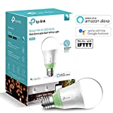 #3: TP-Link LB110 Wi-Fi SmartLight 10W LED Bulb (Dimmable Soft White) Compatible with Android, iOS, Amazon Alexa and Google Assistant