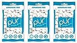 - Pur Gum - PUR Gum Peppermint Bag | 80g | BUNDLE by PUR Gum