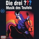 Die drei Fragezeichen - Folge 84: Musik des Teufels