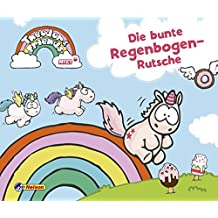 Theodor and Friends: Die bunte Regenbogen-Rutsche