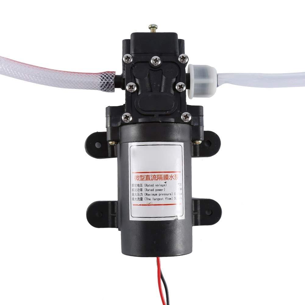 Outbit Öl-Extraktor - 1 PC Auto-Auto-Öl-Flüssigkeits-Flüssigkeits-Extraktor-Spülmittelaustausch-Transferpumpen-Kit 12V…
