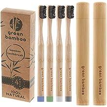 Cepillo de dientes orgánico de Green Bamboo 186a55628e05