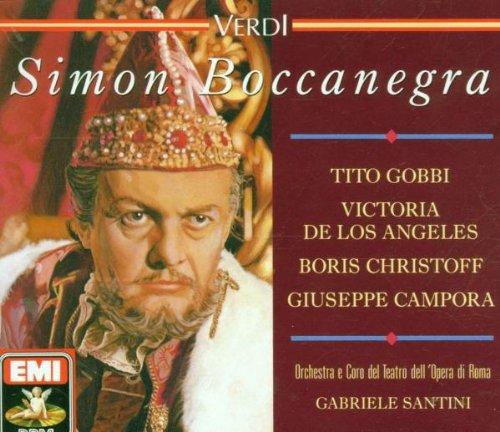 Simon Boccanegra [Import anglais]