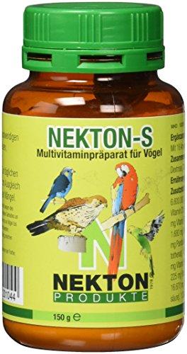 Nekton Labs 201150, Multi-vitamin para Pájaros, 150 g