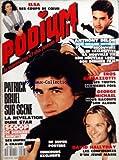 PODIUM [No 226] du 01/11/1990 - - ELSA - SES COUPS DE COEUR - PATRICK BRUEL SUR SCENE - DAVID HALLYDAY - LES CONFIDENCES - ANTHONY DELON - SON RETOUR - EROS RAMAZZOTTI - SES TOUTES DERNIERES FOIS - GEORGE MICHAEL - SON ALBUM