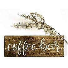 4 de un máximo de 5 estrellas 1 · Letrero de Bar de café, para Boda, café, Boda, café, Bares