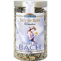 Biofloral Relexation Sales de baño Relajación de sílice y flores de Bach, 320g