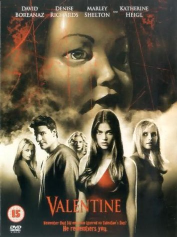 Valentine [DVD] [2001] (Dvd-film 2001, Valentine,)