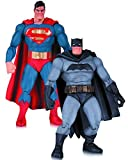 Dark Knight Returns 30th Anniversary Superman and Batman Action Figure 4-Pack
