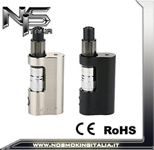 JUSTFOG COMPACT KIT P14A 900mAh kit completo (Prodotto Senza Nicotina) (NERO)