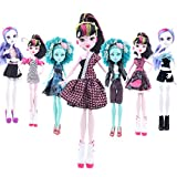 Zantec 28 cm Mode Anzüge Kleid Zubehör Kleidung Serie für Barbie Puppe (Nicht Mit Puppe) Weihnachten Spielzeug