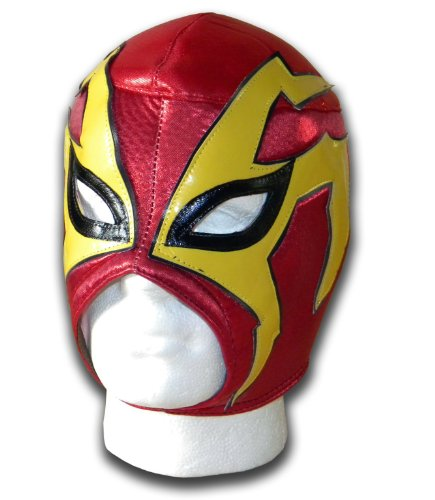Luchadora Shoker Máscara Lucha Libre Wrestling