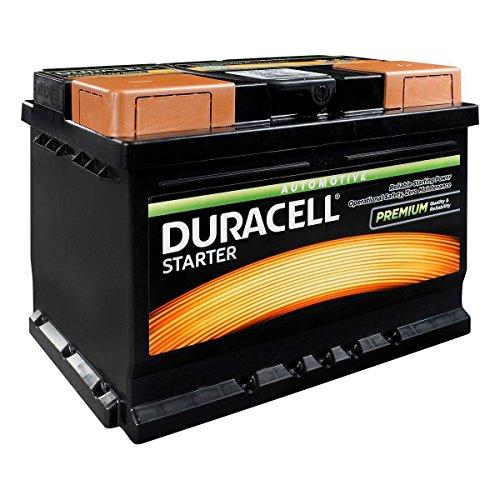 Batteria duracell starter 12v 72ah 640a dx