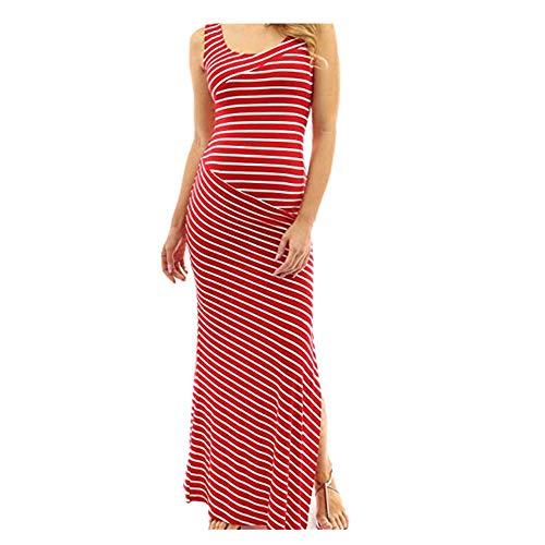 Mosstars Vestidos de Fiesta Mujer Embarazada Vestido de Maternidad de