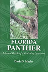 The Florida Panther: Life And Death Of A Vanishing Carnivore 1st edition by Maehr, David (1997) Hardcover