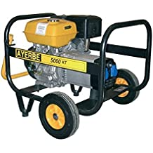 Ayerbe generadores motor - Generador movil ay5000kt-mn a/e arranque manual